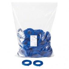 adesso Split® Montageplatten, 10 darab, blau, Basic