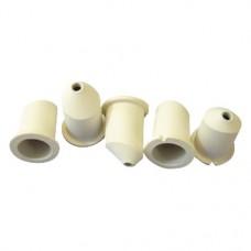 INDURET-Gießgeräte tartozék Packung 5 Keramiktiegel für NEM