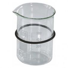 Glasbecher, 1 darab, für 600 ml