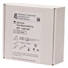 ARCTICA® Titan Blank Packung 2 darab, Gr. B70/12