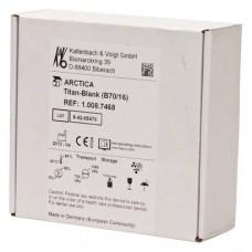 ARCTICA® Titan Blank Packung 2 darab, Gr. B70/16