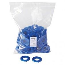 adesso Split® Montageplatten, 10 darab, blau, Snap-In