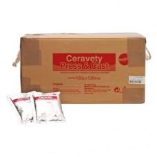 Ceravety Press & Cast Karton 120 x 100 g Beutel