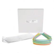 Augenschutz, 10-es csomag, Bügel farbig sortiert, 10 Folien