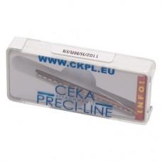 PRECI-BAR Reiter, 1 darab, 50 mm mini, aus Inox