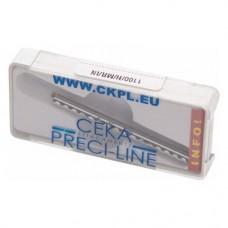 PRECI-BAR Reiter, 1 darab, 50 mm standard, aus Inox