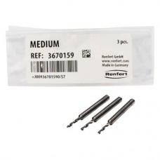 Bi-Pin tartozék Packung 3 darab, Ø 1,59 mm, für Smart-Pin