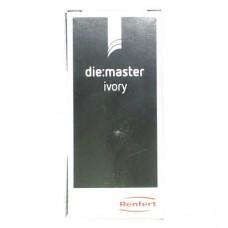 die:master ivory Stumpflack Flasche 15 ml