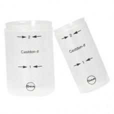 Castdon Dosierhilfen Packung 2 Messbecher
