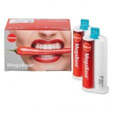 MegaBase® Packung 2 x 50 ml Doppelkartuschen Silikon