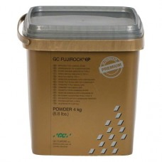 GC FUJIROCK® EP Premium Line Packung 4 kg Gips titanium grey