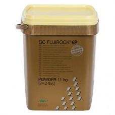 GC FUJIROCK® EP Premium Line Packung 11 kg Gips pastell gelb