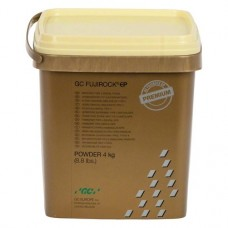 GC FUJIROCK® EP Premium Line Packung 4 kg Gips pastell gelb