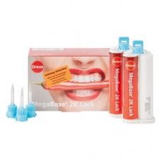 MegaBase® Packung 2 x 50 ml Doppelkartuschen 2K Lack farblos-transparent, tartozék