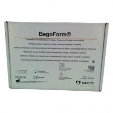 BegoForm Karton 15 x 90 g Beutel, 1 Dosierspritze