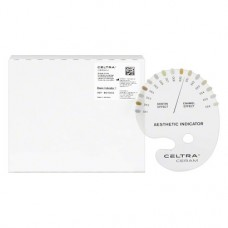 CELTRA® CERAM Shade Guide, 1 darab, Aesthetic Indicator