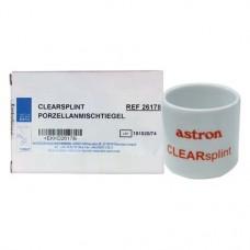 CLEARsplint® Porzellanmischtiegel, 1 darab