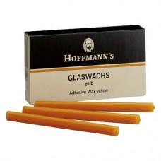 Hoffmann's Glaswachs Packung 70 g Glaswachs, gelb