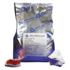 Hinrizit (E), Keménygipsz, Zacskó, fehér, ISO Típus 3, 5 kg ( 11 lbs ), 1 darab