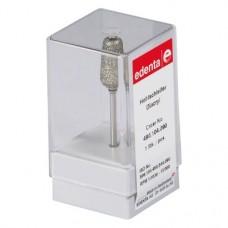Diamant Trimmer 490 Stück ISO 090, HP, Kézidarab (HP, Ø 2,35 mm, ISO 104, 44,5 mm) ISO 90 forgó, ISO színkódolt, Gyémánt - Nemes acél, 18 mm, 1 darab