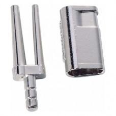 Bi-V-Pin, 10 darab, mit Metallhülse