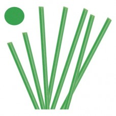 Consequent Sticks, (150 x 1,5 mm), Viaszprofil pálcák, Rudak, kerek, zöld, 50 g, 1 Csomag