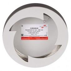 CHROMIUM Spulendraht Klinikpackung 500 g Spule Stärke 0,7 mm, hart