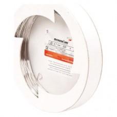 CHROMIUM Spulendraht Klinikpackung 500 g Spule Stärke 0,7 mm, federhart