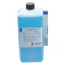 Blue Action, Tisztító-oldat (műszerek), Üveg, ultrahangos tisztításra alkalmas, Koncentrátum, 5% (50 ml, L), 1 darab