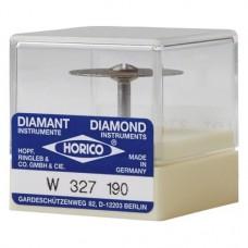 Diamantscheibe 327 darab, ISO 190, RA