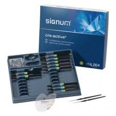 Signum cre-active, Opaker-, karakterizáló anyag, fecskendők, 1 Csomag
