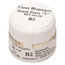 Carat V BiOpaque Paste (B2), 2 ml, 1 darab