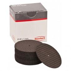 Dynex (ISO 400), Szeparáló korongok, szereletlen ISO 400, 1 mm, 20 darab