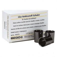 Glas-Kohlenstoff-Zylinder Nautilus® Packung 4 darab
