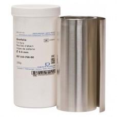 Cinn fólia, (68 cm x 100 mm x 0,5 mm), Tekercs, 250 g, 1 darab