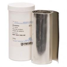 Cinn fólia, (57 cm x 100 mm x 0,6 mm), Tekercs, 250 g, 1 darab