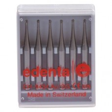 Acél fúró (ISO 10), Könyökdarab (CA, Ø 2,35 mm, ISO 204, 22 mm) ISO 10 forgó, Acél, 6 darab