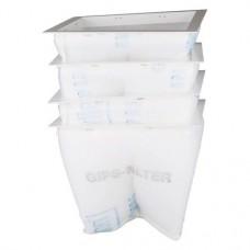 Absauganlage SG-10 tartozék Packung 4 Ersatzfilter für SG1/1, SG2/2