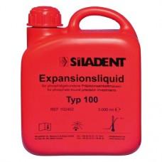 Expansionsliquid 100, Expanziós folyadék, Kanna, piros, 3 l, 1 darab