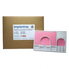 Implantray Packung 5 Trays