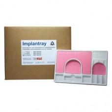 Implantray, 10-es csomag, Trays