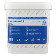 Hinristone E, Szuperkemény gipsz, Vödör, barna, ISO Típus 5, 5 kg ( 11 lbs ), 1 darab