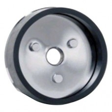 Fräsgerät F4 Zubehör Stück Aufgipsteller Ø 80 mm, 80 mm, 1 darab