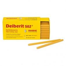Deiberit, Ragasztóviasz, Rudak, sárga, 50 darab
