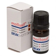 Mollosil, Adhezív, Fiola, szagsemleges, semleges ízű, 5 ml, 1 darab