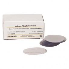 Adapta, Helyfenntartó fólia, Doboz, átlátszó, 100 µm (0,1 mm), 100 darab