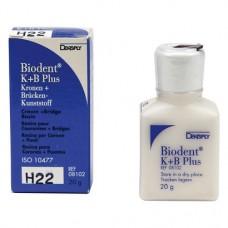 Biodent K+B Plus (Cervical) (22), Leplezőanyagok, Fiola, 20 g, 1 darab