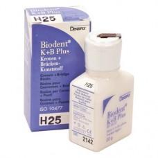 Biodent K+B Plus (Cervical) (25), Leplezőanyagok, Fiola, 20 g, 1 darab