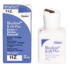 Biodent K+B Plus (Cervical) (Z), Leplezőanyagok, Fiola, 20 g, 1 darab