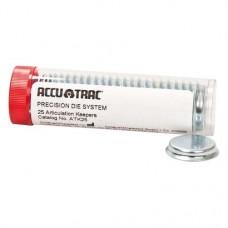 ACCU-TRAC Packung 25 Artikulatorplatten